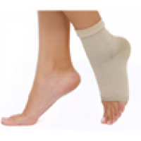 Бандаж эластичный для фиксации голеностопного сустава (носок) (артикул БГС «ЦК»)