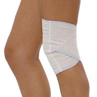 Бандаж компрессионный на коленный сустав (наколенник) комбинированный (артикул НК К «ЛПП»)