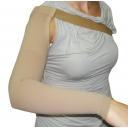 Рукав удлиненный с креплением на плечо высокой компрессии (артикул 533)