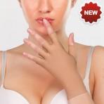 Онкологический рукав противоотечный укороченный, с перчаткой (с компрессионными пальцами)  (артикулы 512К-2, 522К-2)
