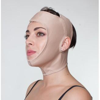 Бандаж компрессионный для лица (артикул 200), женский