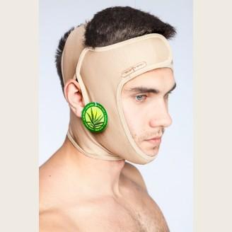 Бандаж компрессионный для лица (артикул 200), мужской